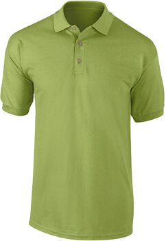 2155338629841 ... PLAYERA TIPO POLO VERDE ...